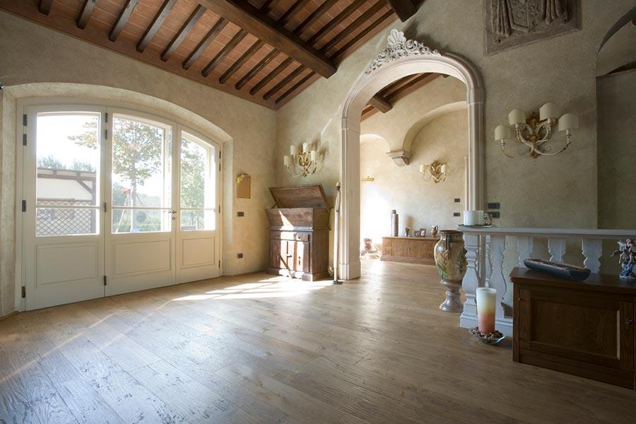Pavimenti in legno Parchettificio Toscano